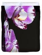 Orchid Stem Duvet Cover