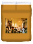 Ordination 3 Duvet Cover