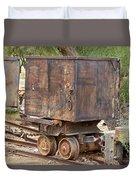 Ore Car Trian Duvet Cover