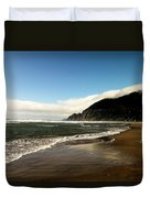 Oregon Beach Duvet Cover