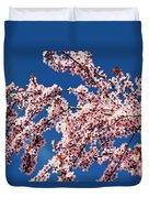 Oregon, United States Of America Cherry Duvet Cover