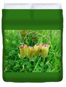 Ornamental Grasses Duvet Cover