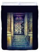 Ornate Entrance Gate Duvet Cover