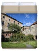 Oslo Castle - Akershus Duvet Cover
