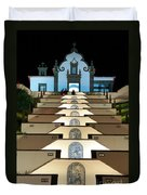 Our Lady Of Peace Chapel  Duvet Cover
