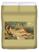 Outstretched Nude Duvet Cover
