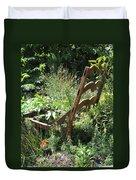 Overgrown Chair Duvet Cover