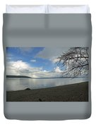 Owen Beach Duvet Cover