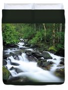Owengarriff River, Killarney National Duvet Cover