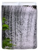 Ozark Waterfall Duvet Cover