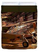 P-35 Duvet Cover