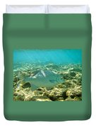 Pacific Chub 1080113.jpg Duvet Cover