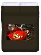 Packard Fire Engine  Duvet Cover