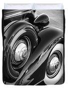 Packard One Twenty Duvet Cover