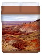 Painted Desert Duvet Cover