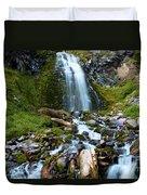 Palaikni Falls Valley Duvet Cover