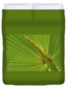 Palm Leaf II Duvet Cover