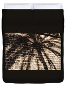Palm Tree Cup Duvet Cover
