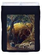 Palmer: Apple Tree Duvet Cover
