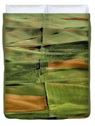 Palouse Fields, Whitman County Duvet Cover