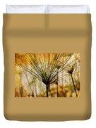 Pampas Grass Duvet Cover