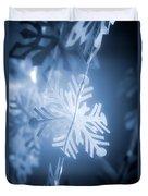 Paper Snowflake Duvet Cover