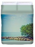 Paradise Cove Duvet Cover