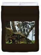 Paradise Springs Reflections Duvet Cover