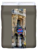 Paris Metro 5 Duvet Cover