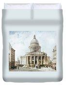 Paris: Pantheon, 1835 Duvet Cover