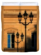 Paris Shadows Duvet Cover