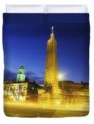 Parnell Square, Dublin, Ireland Parnell Duvet Cover