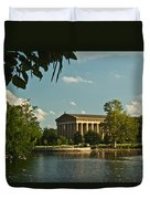 Parthenon At Nashville Tennessee 1 Duvet Cover