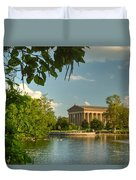 Parthenon At Nashville Tennessee 13 Duvet Cover