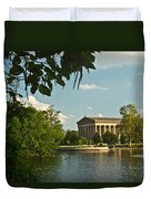 Parthenon At Nashville Tennessee 2 Duvet Cover