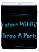 Party 2 Duvet Cover