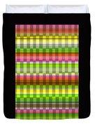 Party Stripe Duvet Cover