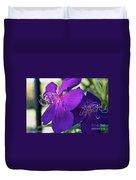 Passion Purple Duvet Cover