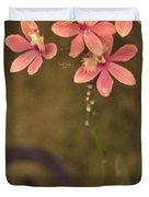 Passionate Pink Duvet Cover