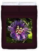 Passionflower Duvet Cover by David Lee Thompson