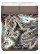 Pastel Art Duvet Cover