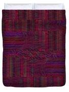 Patchwork Rift Duvet Cover
