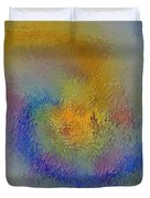 Path Into Passion Duvet Cover