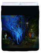 Path Of The Living Trees Duvet Cover