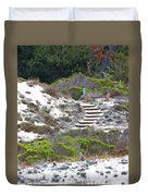 Path To Somewhere Duvet Cover