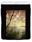 Path To The Meadow Duvet Cover