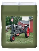 Patriotic Farmall Duvet Cover