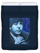 Paul Mccartney Duvet Cover
