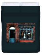Pawnbroker's Shop Duvet Cover