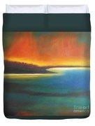 Aurora Duvet Cover